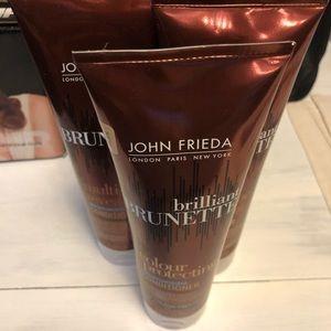 5 John Frieda Brilliant Brunette Conditioner